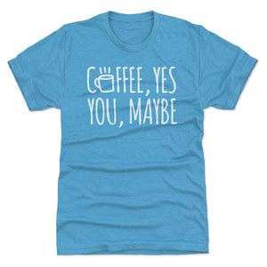 Cute Coffee Lovers Men's Premium T-Shirt