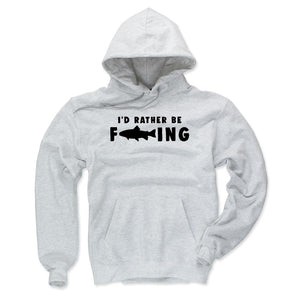 Funny Fishing Men's Hoodie | Bald Eagle Tees