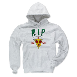 Pizza Men's Hoodie | 500 LEVEL