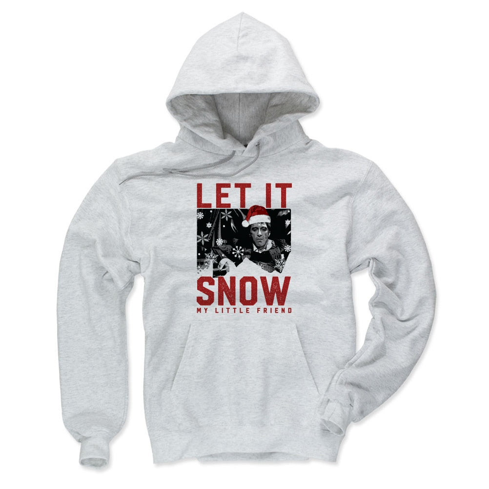 Scarface Christmas Mens Hoodie Tony Montana Seasonal Themed