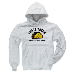 Tacos Men's Hoodie | 500 LEVEL