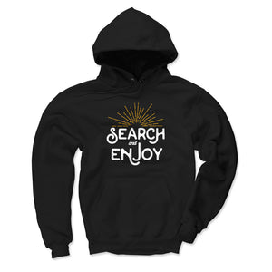 Adventure Lover Men's Hoodie | Bald Eagle Tees
