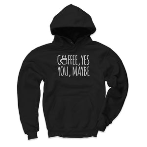 Cute Coffee Lovers Men's Hoodie