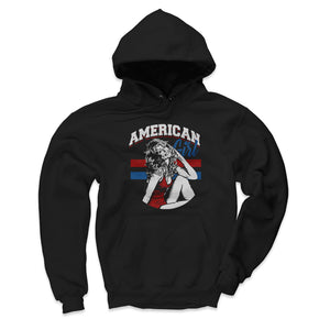 Farrah Fawcett Men's Hoodie | 500 LEVEL
