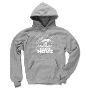 Hiking Lover Men's Hoodie | Bald Eagle Tees