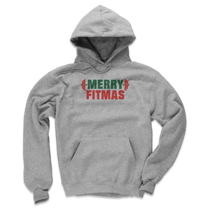 Christmas Workout Men's Hoodie