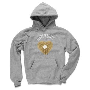 Waffles Men's Hoodie | 500 LEVEL
