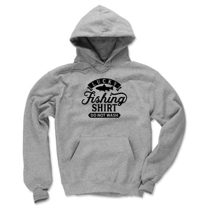 Fishing Lover Men's Hoodie | Bald Eagle Tees