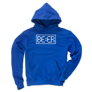 Beer Men's Hoodie | 500 LEVEL