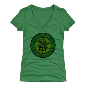 Mighty Ducks Women's V-Neck T-Shirt