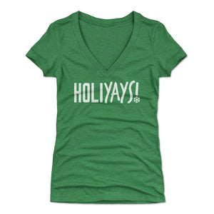 Holiday Women's V-Neck T-Shirt