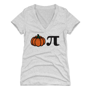 Pumpkin Pie Women's V-Neck T-Shirt | 500 LEVEL