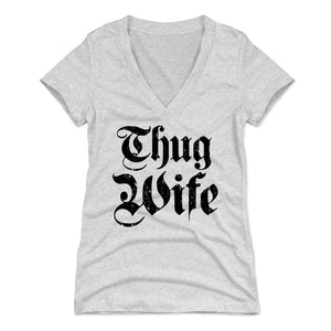 Wife Women's V-Neck T-Shirt | 500 LEVEL