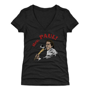 American Psycho Women's V-Neck T-Shirt | 500 LEVEL