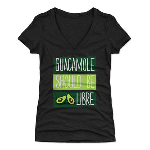 Guacamole Women's V-Neck T-Shirt