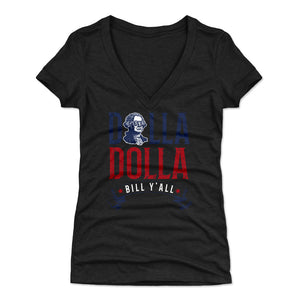 George Washington Women's V-Neck T-Shirt | 500 LEVEL