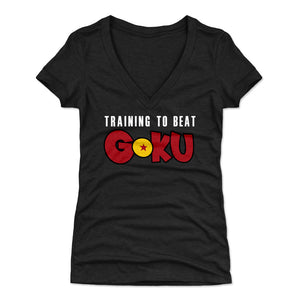 Workout Women's V-Neck T-Shirt | 500 LEVEL