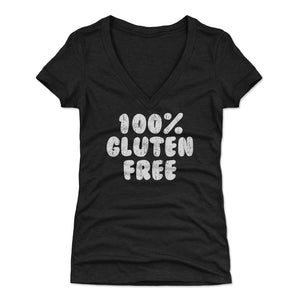 Healthy Eating Women's V-Neck T-Shirt