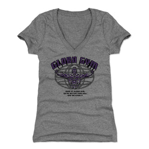 Globo Gym Women's V-Neck T-Shirt