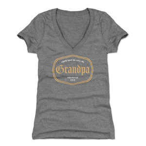 Funny Family Women's V-Neck T-Shirt | 500 LEVEL