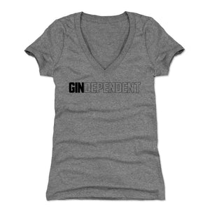 Gin Women's V-Neck T-Shirt | 500 LEVEL