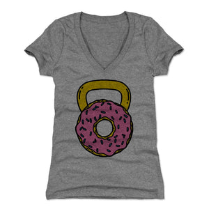Donut Women's V-Neck T-Shirt