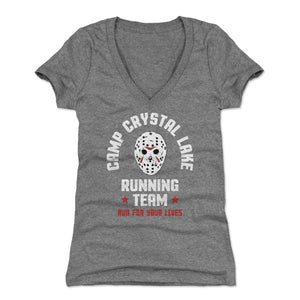 Jason Voorhees Women's V-Neck T-Shirt
