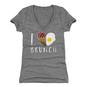 Brunch Women's V-Neck T-Shirt