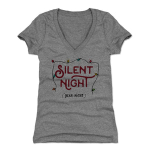 Cute Christmas Women's V-Neck T-Shirt