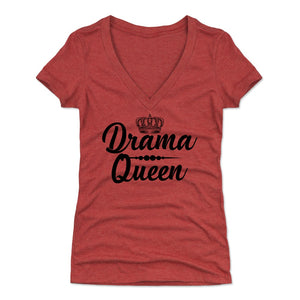 Funny Actress Women's V-Neck T-Shirt