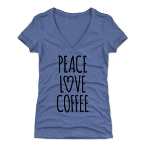 Coffee Lovers Women's V-Neck T-Shirt