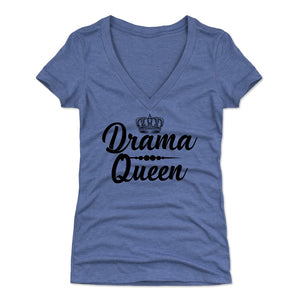 Funny Actress Women's V-Neck T-Shirt | 500 LEVEL