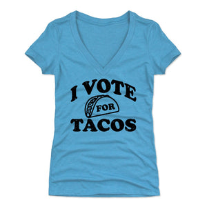 Tacos Women's V-Neck T-Shirt