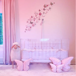 Khloe Kardashian Jenner True Thompson Butterfly Room Decor Nursery KardashJenner Little Custom Creations