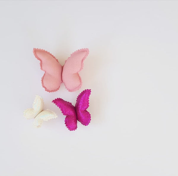 Butterfly Wall Decals © - Sweet Love - 3 Pack