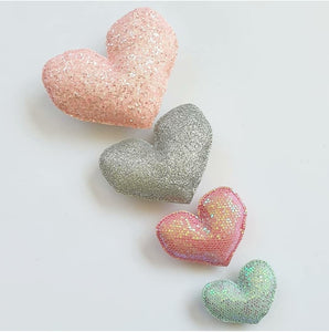 Heart Wall Decals © - Pastel - 4 Pack - PRE-ORDER
