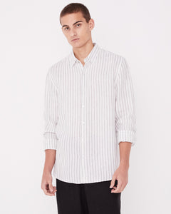 Assembly Long Sleeve Shirt - Airlie Stripe