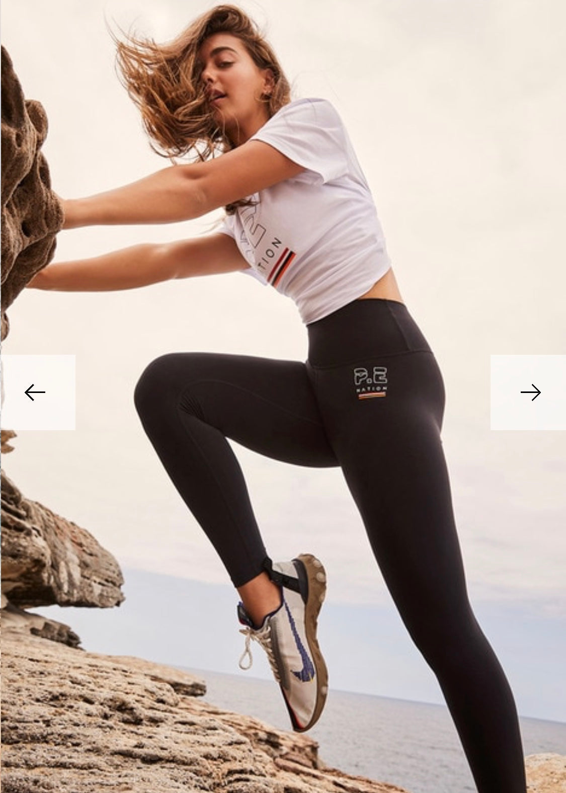 PE Nation Baseline Ignition Legging