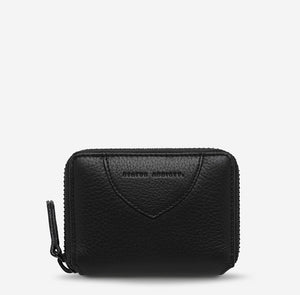 Status Anxiety Wayward Wallet - Black