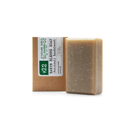 Patchouli Sandalwood Earth Blends Soap