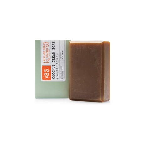 Pumpkin Spice Coconut Cream Soap