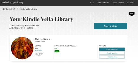 The Library for Vella