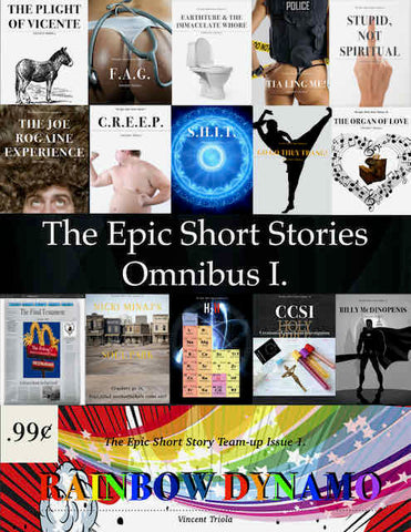 The Epic Short Stories - Omnibus One