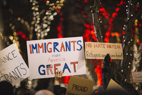 Political Parties: Dreamers & Immigration