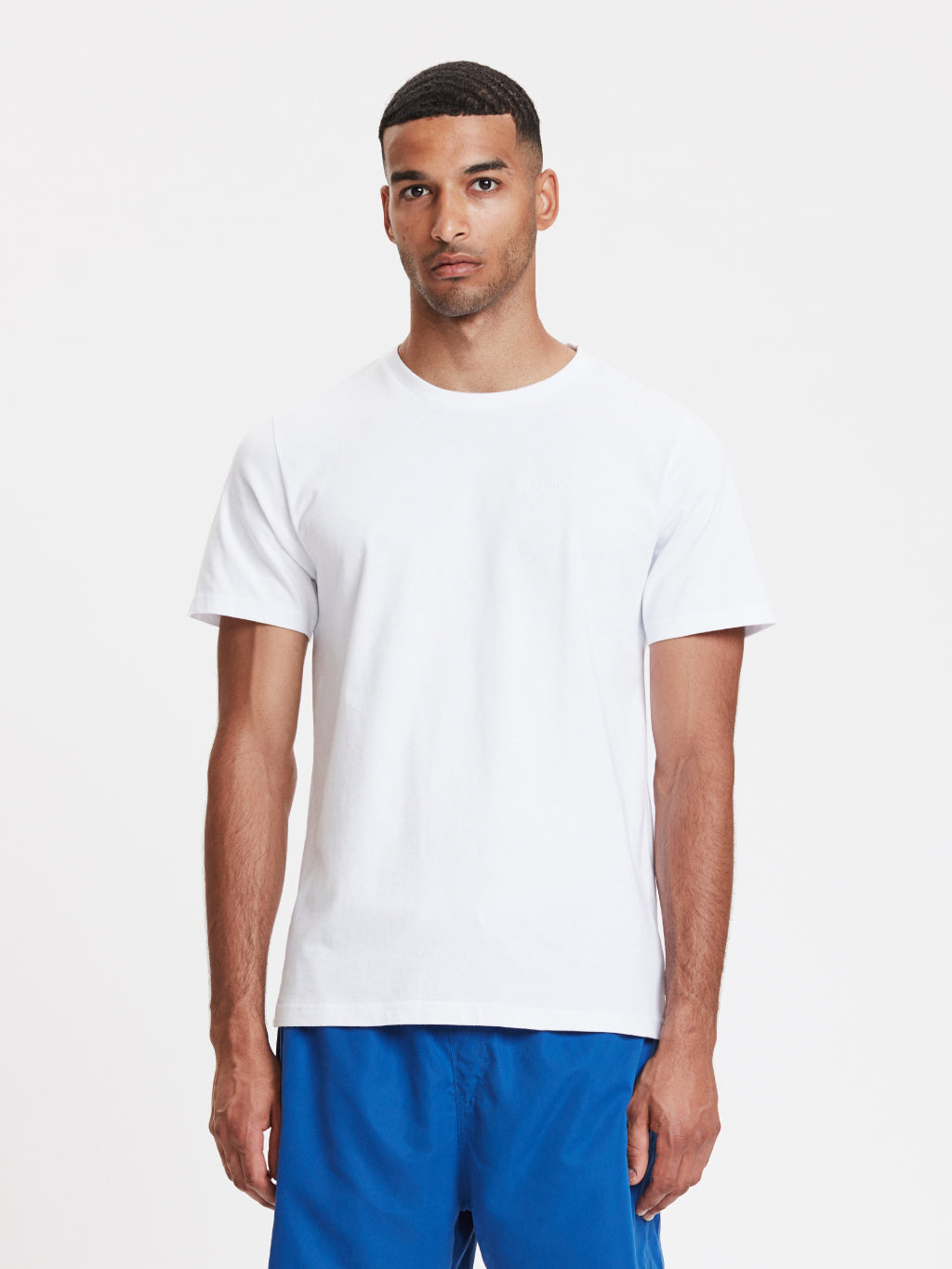 Venice Embroidered T-Shirt | White