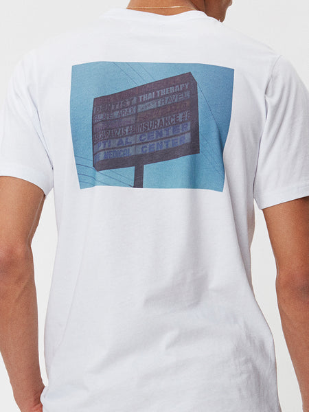 The Sign T-Shirt | White