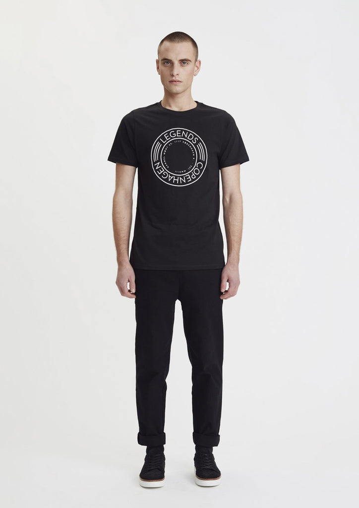 Legends Coin T-shirt black tee