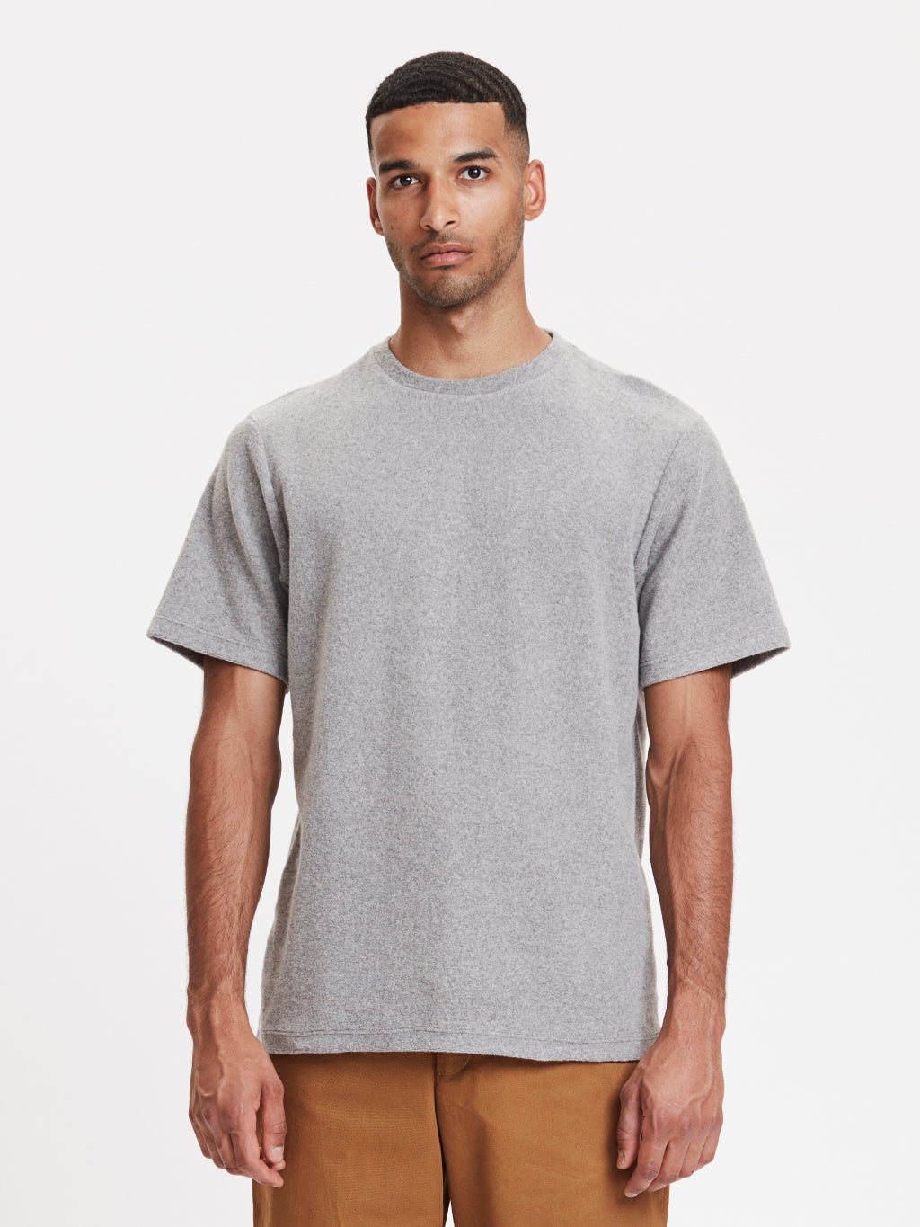 Avola T-Shirt | Grey