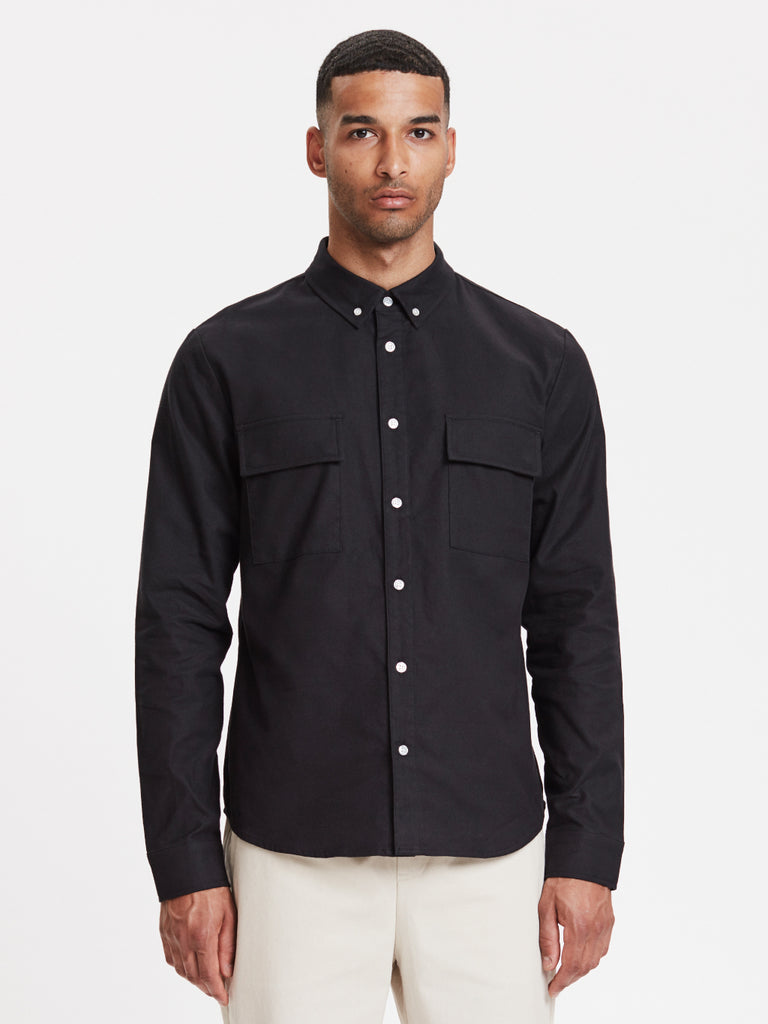 Amalfi Shirt | Black