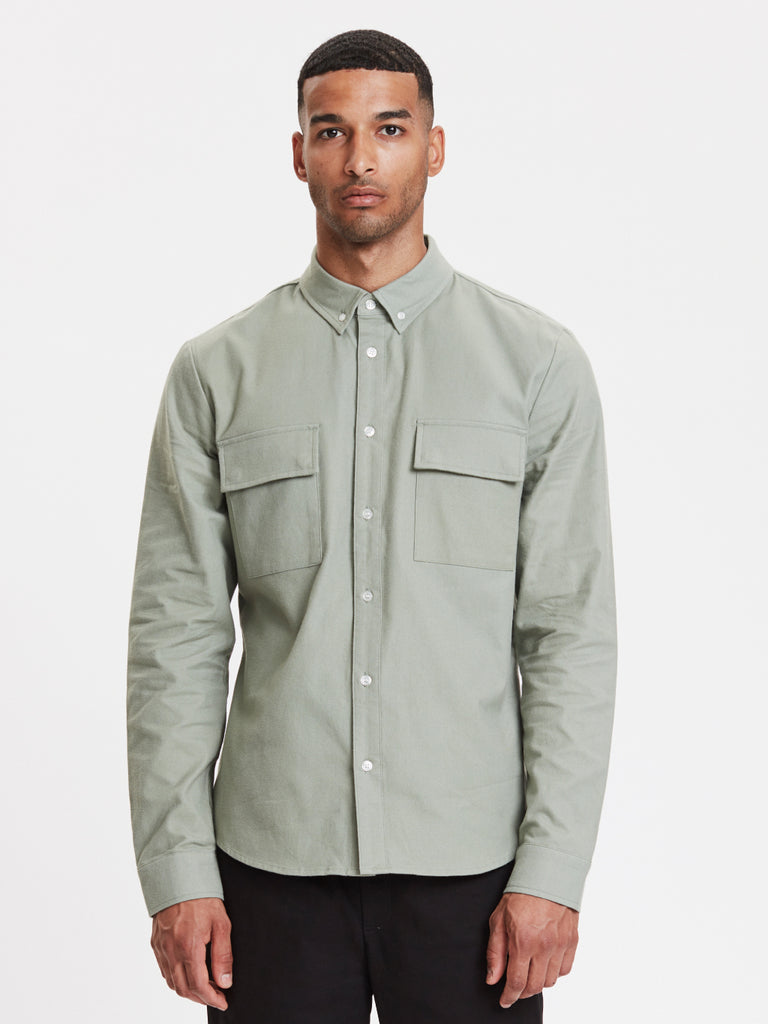 Amalfi Shirt | Mint